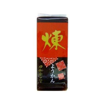 【10個入り】米屋 和楽の里 ミニ羊羹 煉 58g
