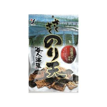 【10個入り】山栄食品 さくさくのり天 80g