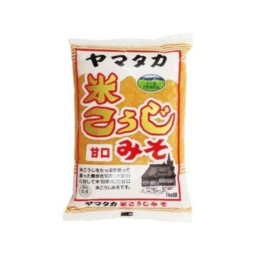 【12個入り】山高味噌 米こうじみそ 1Kg