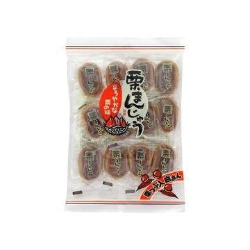 【12個入り】日新堂製菓 栗まんじゅう 12個