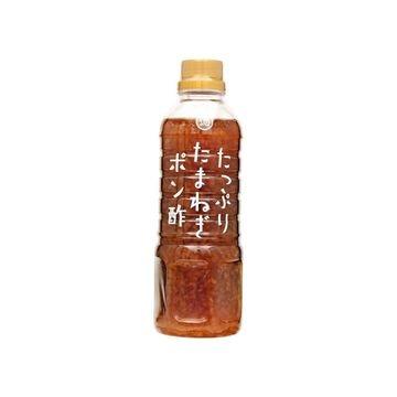 徳島産業 たっぷりたまねぎポン酢 400mL x 12個