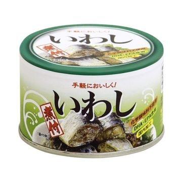 富永食品 いわし煮付 缶詰 140g x 24個