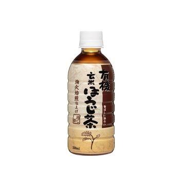 【24個入り】ハイピース 玄米ほうじ茶 ペット 330ml