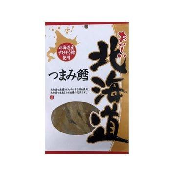 道南冷蔵 おいしい北海道 つまみ鱈 38g x 5個