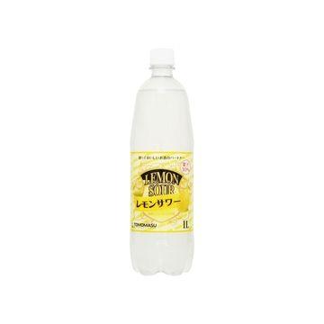 【15個入り】友桝 レモンサワー ペット 1L