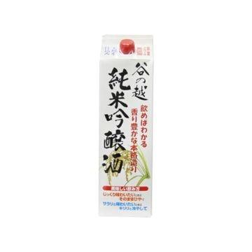 白河銘醸 奥羽乃酒 純米吟醸酒 1.8L