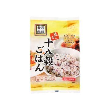 【12個入り】旭食品 贅沢穀類 十八穀ごはん 180g