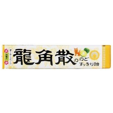 【6個入り】龍角散 のどすっきり飴 シークワーサー 20g
