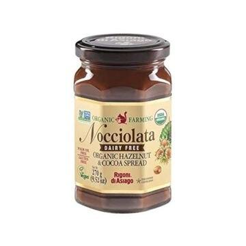 【送料無料】【6個入り】ノチオラタ オーガニック ヘーゼルナッツ チョコスプレッド 270g