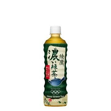 コカ・コーラボトラーズ 綾鷹 濃い緑茶 525mL×72本 51445