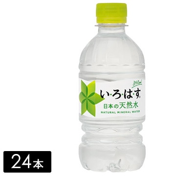 い・ろ・は・す 天然水 340mL×24本