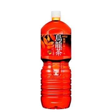 コカ・コーラボトラーズ 煌 烏龍茶 ペコらくボトル 2L×24本 48739