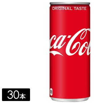コカ・コーラボトラーズ コカ・コーラ 250mL×30本 6041