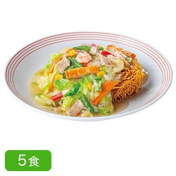 リンガーハット 長崎皿うどん 5食セット