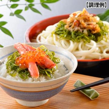 小樽海洋水産 (北海道)小樽/海鮮ぶっかけ丼6個(かに・松前漬)(490)