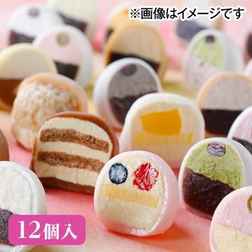 丸田屋総本店 (群馬)生クリーム大福12個セット
