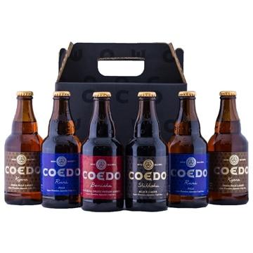 コンタツ 【埼玉】COEDO瓶ビール飲み比べセット