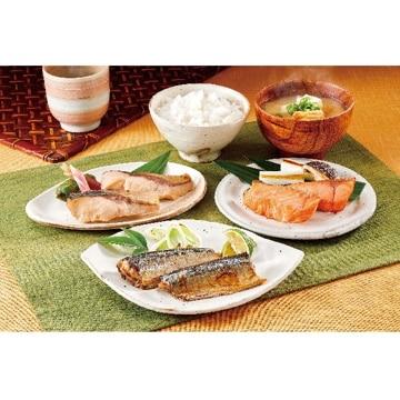 宮城県漁業協同組合 (宮城)「しっかり朝ごはん」かんたん焼き魚