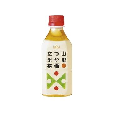 山形農業協同組合 【山形】山形つや姫玄米茶 350ml×24本入