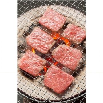 からくわ精肉店 (岩手)いわて黒毛和牛焼き肉用400g
