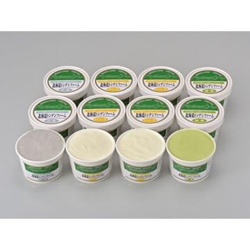 トンデンファーム (北海道)アイスクリーム3種12個セット