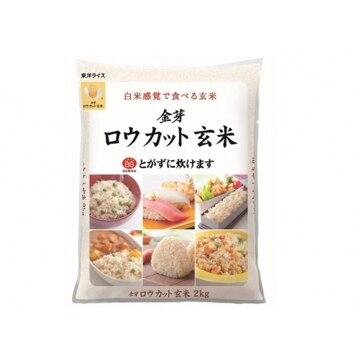 東洋ライス 【長野】金芽ロウカット玄米8kg