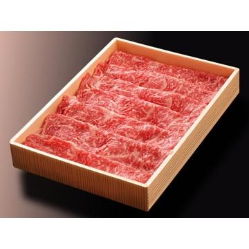 JA全農いばらき 【茨城】ほれぼれ牛ロースすき焼き用(500g)