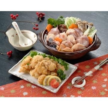 日本フーズ 【山口】あんこう料理(鍋・からあげ)セット