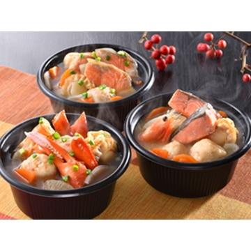 小樽海洋水産 【北海道】小樽の小鍋(6個入)