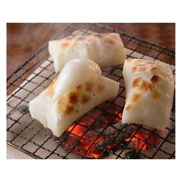 田中米穀 【新潟】新潟安塚直送 手造り黄金餅 570gx4個