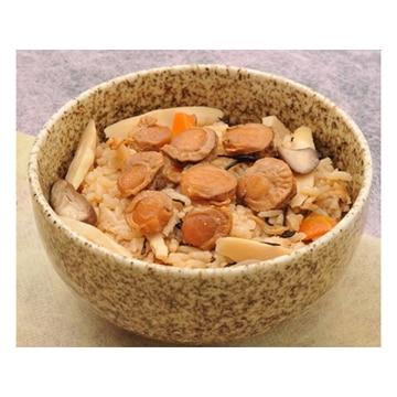 中水食品工業 【北海道】帆立炊き込みご飯のセット【4箱セット】