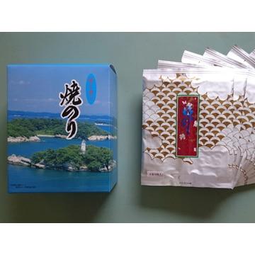 松島屋海苔店 (宮城)宮城寒流のり 銀印