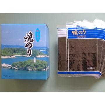 松島屋海苔店 (宮城)宮城寒流のり 紺金印