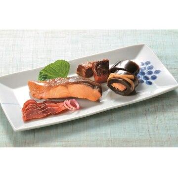 永徳 【新潟】鮭の酒びたし・秋鮭の惣菜 TW3-C9