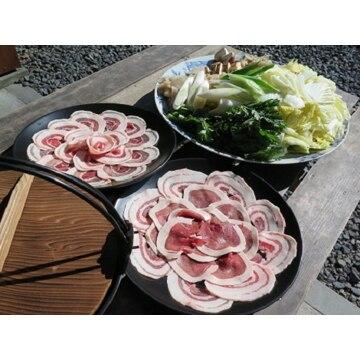 山恵 【愛知】イノシシのスライス肉500g