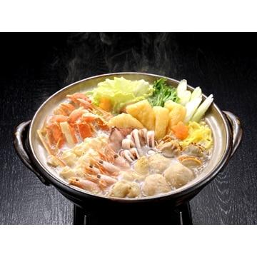 小樽海洋水産 【北海道】海鮮しお鍋 NO A124