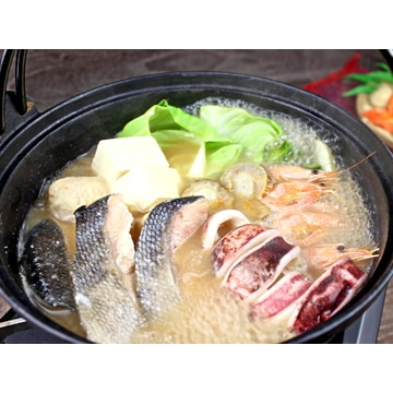 小樽海洋水産 (北海道)石狩鍋 NO A1727
