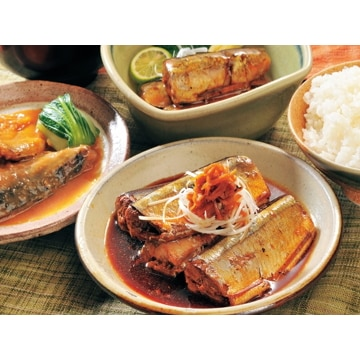 小野食品 (岩手)三陸おのや やわらか煮魚セット