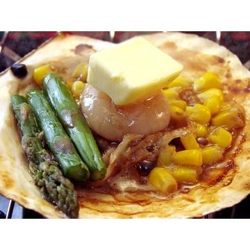 小樽海洋水産 【北海道】帆立バター焼きセット(4セット) NO363