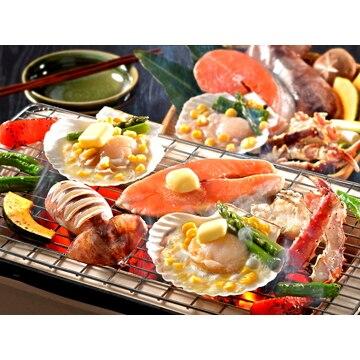 小樽海洋水産 【北海道】海鮮バーベキューセット NO344