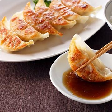 フタバ食品 (栃木)宇都宮餃子とんきっき 肉野菜食べ比べセット