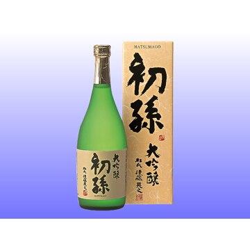 山形県酒類卸 (山形)初孫 大吟醸