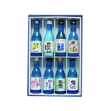 栃木県観光物産協会 【栃木】栃木地酒紀行 8本セット