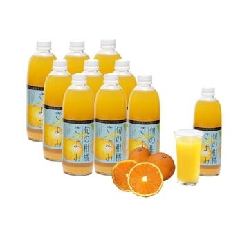 宇都宮物産 【愛媛】旬の柑橘きよみジュース