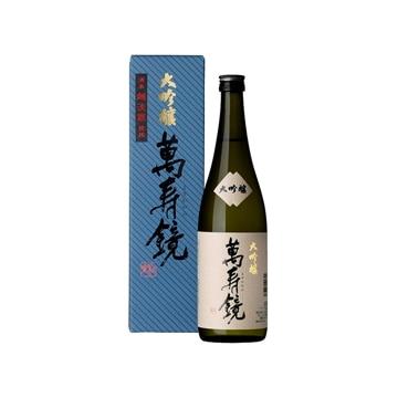 マスカガミ (新潟)越後の地酒 大吟醸 萬寿鏡 720ml