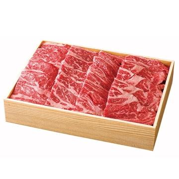 鳥山畜産食品 (群馬)赤城牛カルビ焼肉 300g