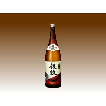 両関酒造 (秋田)銀紋 1.8リットル