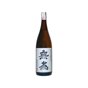 晴雲酒造 (埼玉)純米吟醸原酒 無為