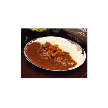調味商事 【神奈川】三浦半島極上カレーセット 葉山牛&三崎まぐろ(4食ギフトセット)