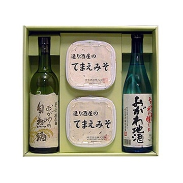 晴雲酒造 (埼玉)てまえみそセット